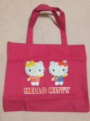 ハローキティおけいこバッグ2007年「キティとあそぼ!」コスモスの号付録 新品