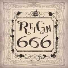 ◆REIGN 【666】 -TYPE A- CD 新品 特典付き