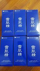 KOSE雪肌精 ふんわりやわらか コットン新品 40枚入×6箱