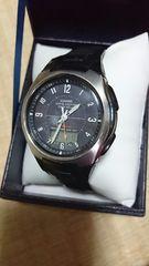 カシオソーラー腕時計