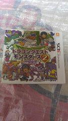 3DS★ドラゴンクエストモンスターズ�Aイルとルカの不思議なふしぎな鍵☆