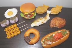 食品サンプルセット