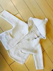 zara baby mini ニットカーディガン