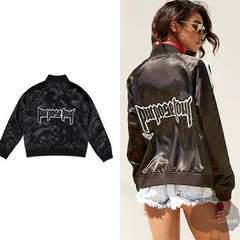 YGG★FOREVER21 フォーエバー21 Purpose Tourジャケット 黒