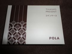POLA コインケース