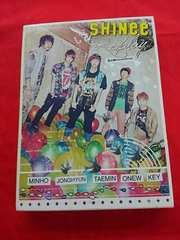 SHINee  Replay〜君は僕のeverything〜 初回限定盤CD  DVD 付