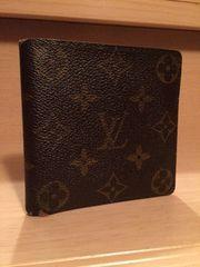 1☆正規LV ポルトフオイユ マルコ 二つ折り財布