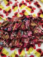 ヒスミニ140�p トイランド柄ピンクのスカート