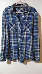 グラン山貴☆Minority☆チェックシャツ☆size1