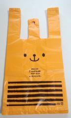 キュートレジバッグ★キャンディベア10枚☆可愛いレジ袋★キュートウサクマ
