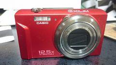 カシオ1600万画素デジタルカメラ