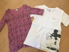 XガールTシャツまとめ売り