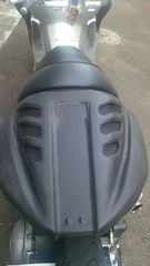マジェスティC・2型用 シングルシートカウル エアロ カーボン