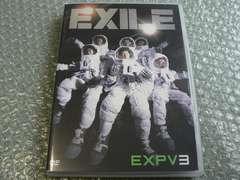 EXILE『EXPV3』初回盤【DVD+特典CD】清木場俊介/他にも出品中
