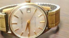 レトロ 手巻き 腕時計 シチズン ホーマー デイト 21ジュエルス