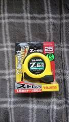 新品:タジマ:Zコンベ-25尺相当目盛スケール25×5.5m/ZC25-55SCB