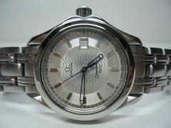 オメガ 見切り品 美品  シーマスター120  レディース時計