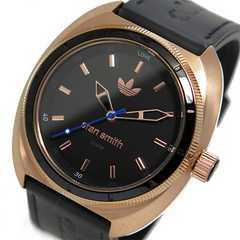 アディダス スタンスミス メンズ 腕時計 ADH3083 ローズゴールド