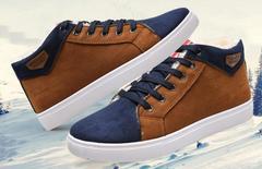 662-1 暖かい メンズシューズ 靴 ブーツ サイズ41/25.5cm