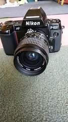 Nikon   F801AF