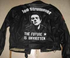 手描き ジョー・ストラマー Joe Strummer The Clash