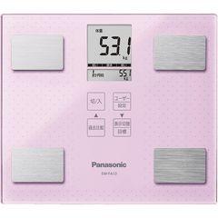 おすすめ商品☆彡パナソニック 体重・体組成計 ライトピンク