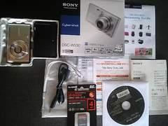 ◆新品未使用品◆ DCS-W530/CyberShot