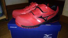 ミズノ安全靴新品未使用