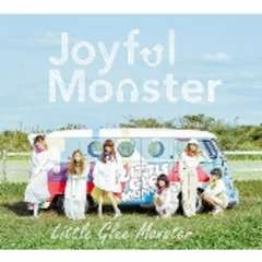 即決 Little Glee Monster Joyful Monster 初回限定盤 CD+DVD