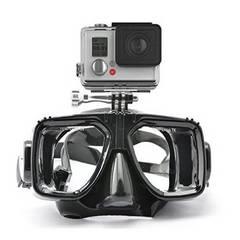 激安商品♪ダイビングゴーグル GoPro装着可能 海水浴
