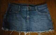 Mサイズ デニムミニスカート 美品 21