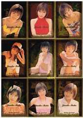 バンダイ2000 釈由美子SP込みコンプリート117種類