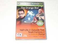 xbox360★THE ORANGE BOX FIVE GAMES ONE BOX 海外版