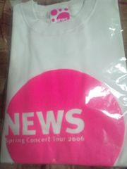 NEWS Spring Concert Tour 2006 Tシャツ