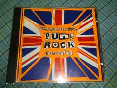 V.A/The great british punk rock explosion