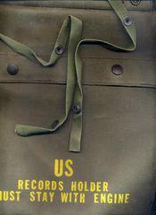 M151A2ジープ 書類ホルダー(NOS)