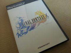 PS2☆ファイナルファンタジーX☆FF10。SQUARE。