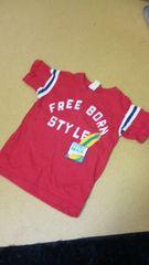 02★ロゴTシャツ100