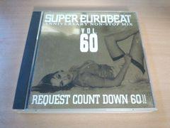 CD「スーパー・ユーロビートVOL.60 SUPER EUROBEAT」SEB 2枚組●