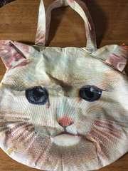 あちゃちゅむ猫トートバッグ