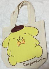 ポムポムプリン☆ミニトートバッグ