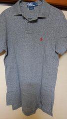 【中古】ポロの半袖ポロシャツ M