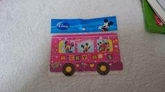 ディズニーバス型メモセット