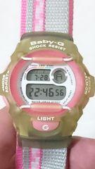 腕時計 CASIOベイビージー/Baby-G ピンク