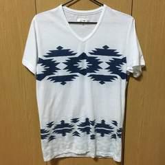 メンズ オルテガ ネイティブ Tシャツ M