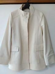 美品 HUSHUSH白コート サイズ2 定形外700