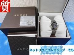質屋☆本物 グッチ 腕時計 126.5 レディース 超美品