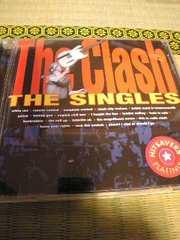 輸入盤ベストCD,the clash(クラッシュ)シングルズ
