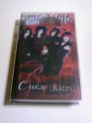 即決■廃盤ビデオ Curse/La'Mule■V系ヴィジュアルバンドPVカースラムールVHS