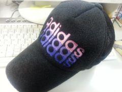 adidas アディダス キャップ( ・∇・)